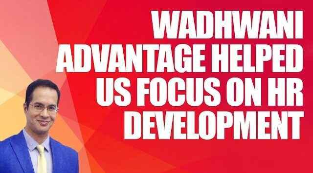 nbsp→ Wadhwani Advantage